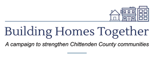Building Homes Together - Web Logo